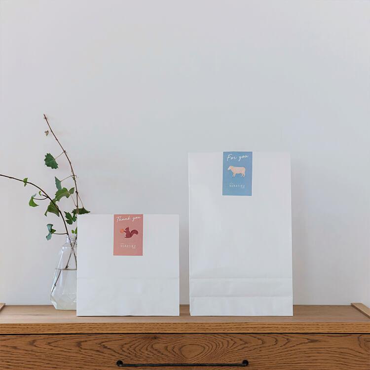 ラッピング紙袋2種類目